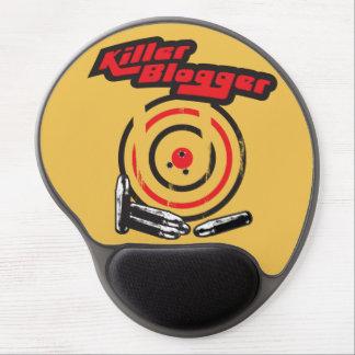 Killer Blogger Gel Mouse Pad