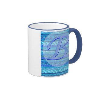 'Killer B's' Ringer Coffee Mug