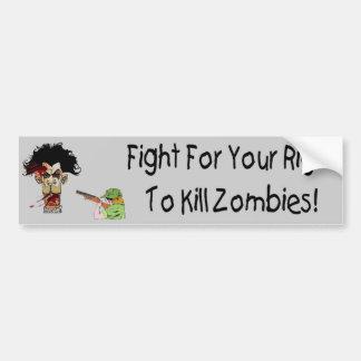 Killer Bumper Sticker
