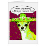 Killer Chihuahua Cards
