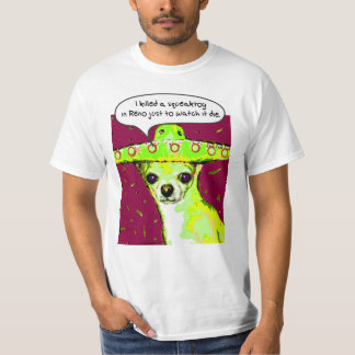 Killer Chihuahua T-Shirt