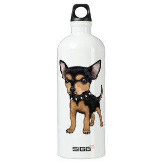 Killer Chihuahua Water Bottle