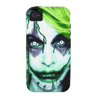 killer clown 2 0 iPhone 4 cases