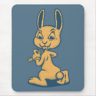 Killer Coney Mouse Pad