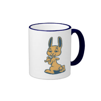 Killer Coney Ringer Coffee Mug