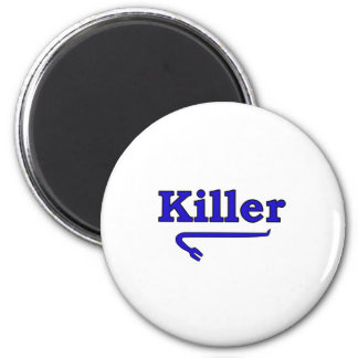 killer crowbar 2 inch round magnet