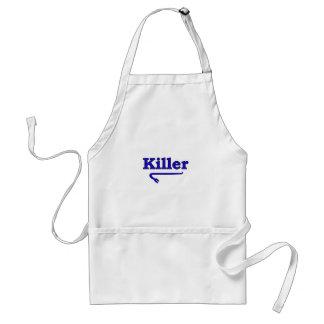 killer crowbar adult apron
