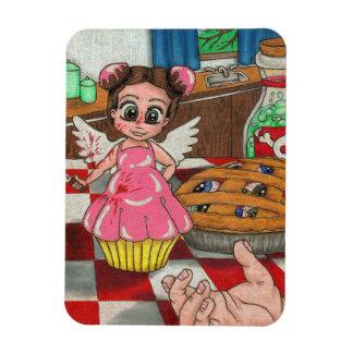 Killer Cupcakes Rectangular Magnets