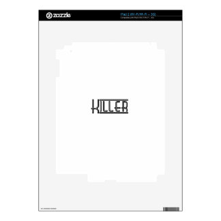Killer Decal For The iPad 2