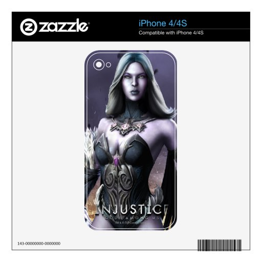 Killer Frost Skin For The iPhone 4