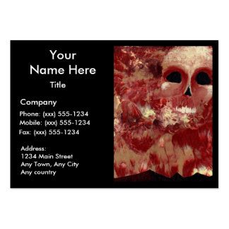 KILLER HEAT WAVE (desert motif) ~ Business Card Templates