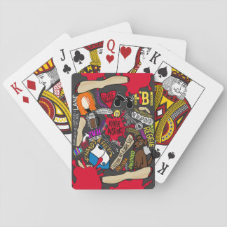 KILLER INSTINCT by S. E. Green Playing Cards