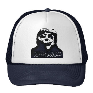 KILLER KILLS TRUCKER CAP