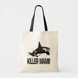 Killer Mami Budget Tote Bag