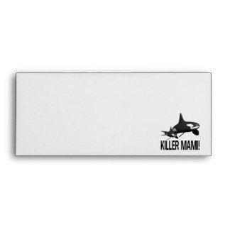 Killer Mami Envelope