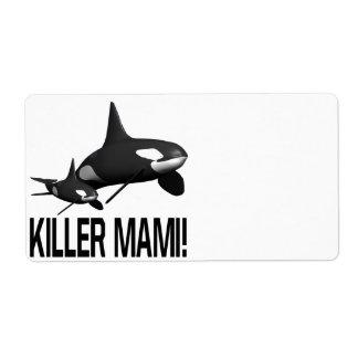 Killer Mami Label