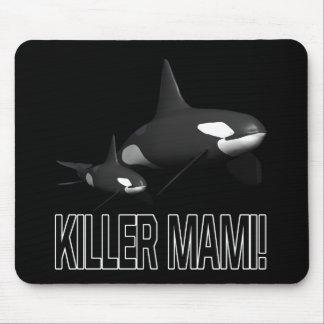 Killer Mami Mouse Pad