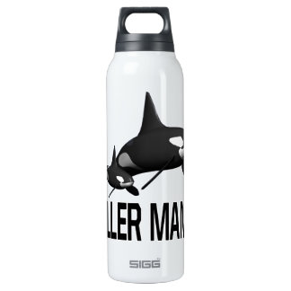 Killer Mami 16 Oz Insulated SIGG Thermos Water Bottle