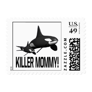 Killer Mommy Postage