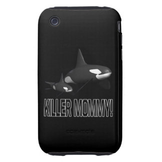 Killer Mommy Tough iPhone 3 Cover