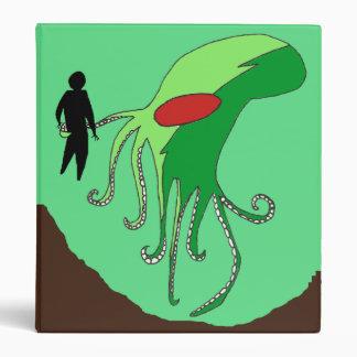 Killer Octopus Binder