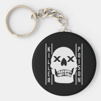 Killer Poison Keychain