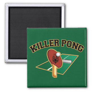 Killer Pong magnet