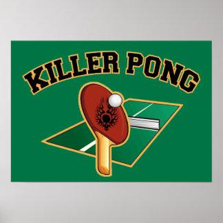 Killer Pong poster