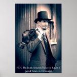 Killer Posters: H.H. Holmes