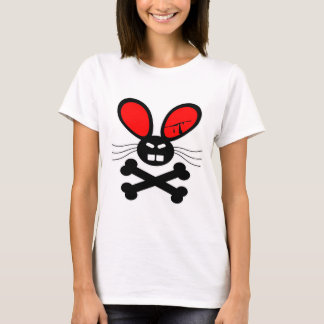 Killer Rabbit Cartoon T-Shirt