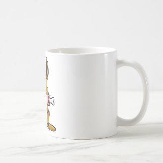 killer rabbit coffee mug