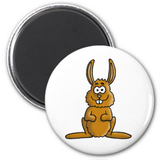 killer rabbit magnet