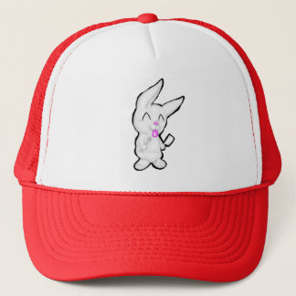 Killer Rabbit Trucker Hat
