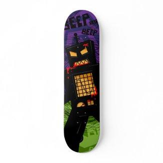 Killer Robot skateboard