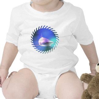 Killer Shark Baby T-Shirt