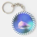 Killer Shark Keychain