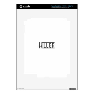 Killer Skins For iPad 3