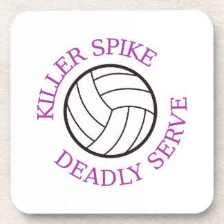Killer Spike, Deadly Serve Coaster