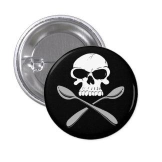 Killer Spoons Badge Pinback Button