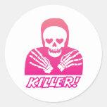 Killer! Stickers