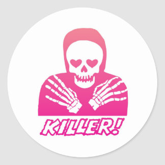 Killer! Stickers