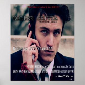 Killer Trivia Poster