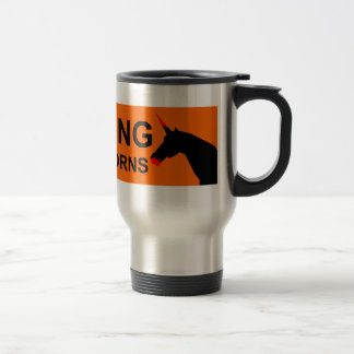 Killer Unicorns Travel Mug