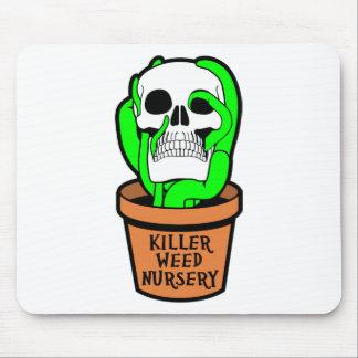 Killer Weed Nursery Mouse Pad
