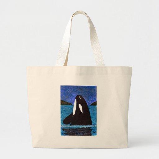 killer whale bags