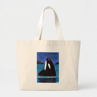 killer whale bag