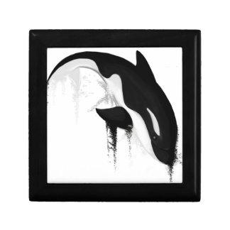 Killer Whale by Crem Keepsake Box