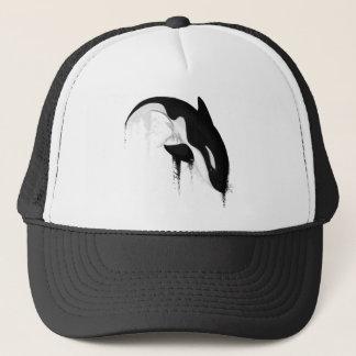 Killer Whale by Crem Trucker Hat