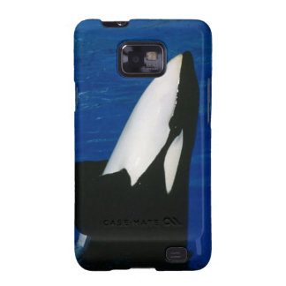 Killer Whale Samsung Galaxy SII Covers