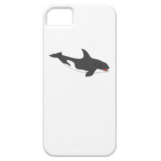 Killer Whale iPhone 5/5S Cases